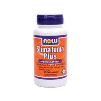 Now Foods Slimaluma Plus - 60 Vcaps 2 Pack