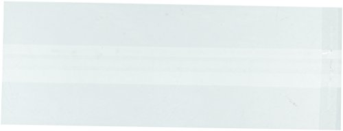 - Oasis Supply Gusset Cello Bags, 4 X 2.75 X 10.75-Inch, Clear