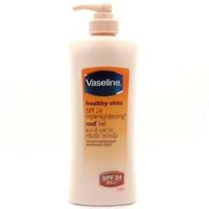 (Vaseline Healthy White Triple Lightening Body Lotion 350ml)