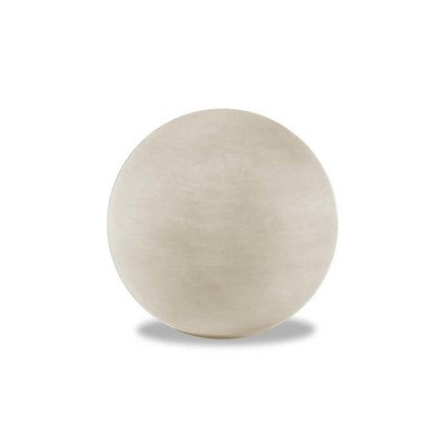 Amedeo Design 1800-91L ResinStone Decorative Garden Sphere, 24 by 24 by 24-Inch, Limestone