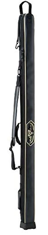 가마가츠(Gamakatsu) 로드 케이스 대형 로드 케이스(돌돔・슬림)GC254 블랙.