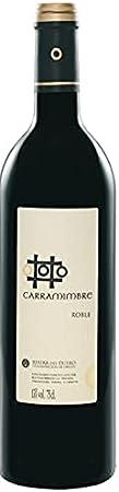 Carramimbre Roble - 6 Botellas - Vino Tinto - Ribera del Duero - Seleccionado y enviado por Cosecha Privada