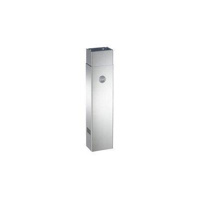 (Bertazzoni 901262 36 to 72 Inch High Adjustable Duct Cover for Bertazzoni KUPRO1 Range)