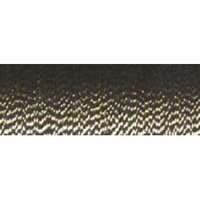 Madeira 9842 40/WT//201,2/m 424/m/étallique en nylon//polyester Fil /à broder textur/é Dor/é Noir