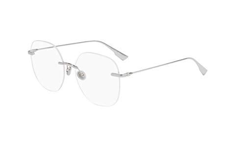 Authentic Christian Dior Stellaireo 6 0010 Palladium Eyeglasses