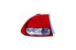 - Honda Civic Sedan/Hybrid 09-11 Tail Light Unit on Body LH USA Driver Side NSF