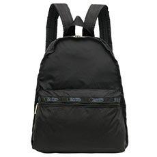 LeSportsac – Basic Backpack – Black, Bags Central