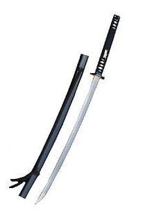 (CAS Hanwei - Raptor Blade - Katana 4 Namb Zukuri)