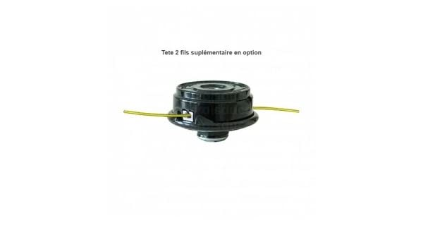 Worms - Desbrozadora térmica 4 tiempos gasolina Robin Subaru 33, 5 ...