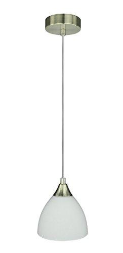 Pendelleuchte 120cm Kabel, Lampenschirm in Kegelform, geeignet für E14 Leuchtmittel