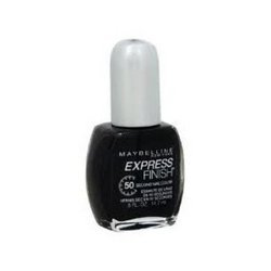 (Maybelline Express Finish Nail 640 Classic Black)
