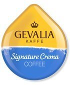 GEVALIA SIGNATURE CREMA COFFEE T DISC 80 COUNT