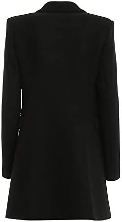 Love Moschino Manteau Court - Noir