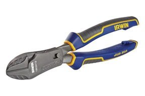 "IRWIN VISE-GRIP Max Leverage Diagonal Cutting Pliers with Powerslot, 8"", 1902413 from Irwin Tools"