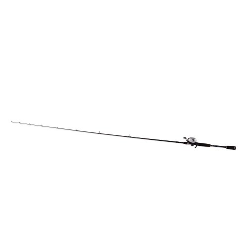 "Abu Garcia Silver Max Rod & Reel Combo, 6'6""/Medium Pure Fishing Rods & Combos Rods And Reels"