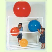 MJM International 7010 Ball Rack, 6 oz Capacity