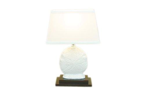 DEI 76448 Sand Dollar Ceramic Lamp