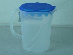 1,5 litros microondas plástico Nevera Agua Leche Jarra De ...