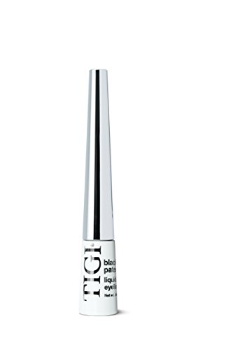TIGI Cosmetics Black Patent Liquid Eyeliner, 0.08 Fluid Ounce