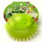 Snapi - The Single Handed Salad Server - Kiwi (Green)