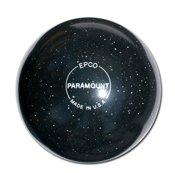 EPCO-Duckpin-Bowling-Ball-Speckled-Houseball-Black-Single-Ball