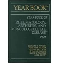 Book Year Book of Rheumatology 1999