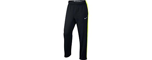 Nike Knockout Fleece Pant 3.0 - Black/Volt - XX-Large 646676-011-XXL
