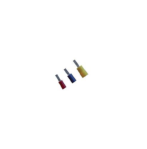 /6/mm/² Querschnitt der Treiber 4/mm/²/ gelb TERMINAL Spaten 100/Paket KPS 702200023/Terminals preaislados