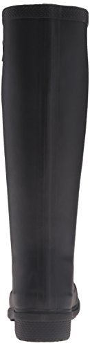 Matte Women's Havaianas Galochas Hi Black Rain Rainboot Boot CTtgqwtA