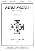 Read Online Pater Noster - SATB a cappella - SATB - Sheet Music ebook