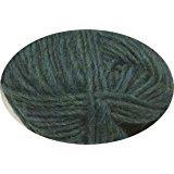 Álafosslopi - Lopi Bulky Weight 100% wool yarn # 9967 Teal - Yarn Teal Wool