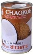 Chaokoh Thai Coconut Milk - 5.6 oz can