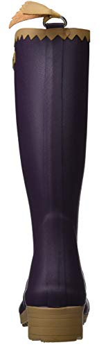 Aubergine Aigle para Victorine Mujer Morado Agua N Botas 001 de wZ1qcSZv
