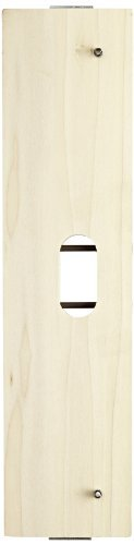 SOSS Wood Router Guide Template for #204 Invisible Hinges, 3/8 Bit by SOSS