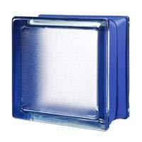 6x6x3 Mini Blueberry Arctic Classic Glass Block -6 pk by Generic