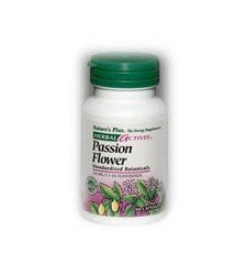Passion Flower Extract 250mg Nature's Plus 60 Caps by Nature's Plus Natures Plus Passion Flower
