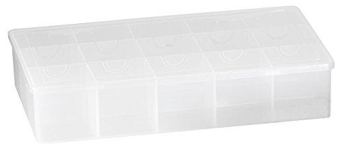 Akro-Mils 96352B Large Utility Box Plastic Storage