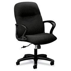 Gamut Series Managerial Mid-Back Swivel/Tilt Chair, Black price