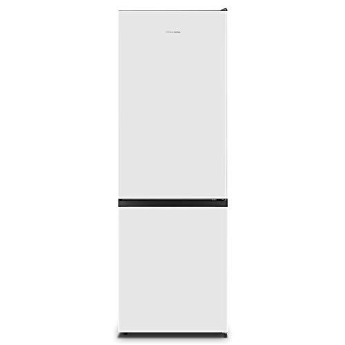 Hisense RB372N4AW1 – Frigorífico Combi No Frost, Capacidad neta 287 L con 178,5 cm Alto, Sistema de ventilación Multi…