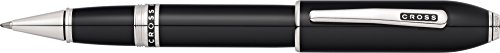 Cross Peerless 125 Obsidian Black Lacquer Rollerball Pen