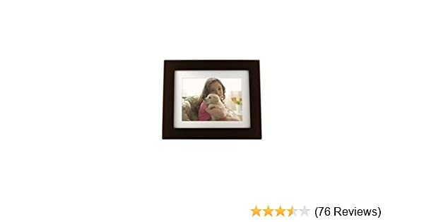 Amazon.com : Pandigital PAN8004W01C 8-Inch LCD Digital Picture Frame ...