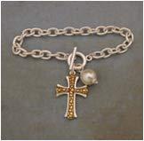 FTH Bracelet-Two-Tone -