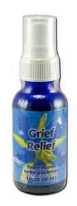 Flower Essence Services (FES) - Grief Relief - Flourish Formulas 1 oz