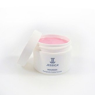 Jessica Nails Nourish Cuticle Moisturising Cream - 1oz