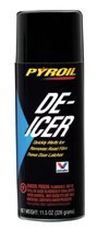Pyroil 145-DI-11-5 De-Icer, 11.5 oz (Pack of 12)