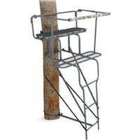 Ameristep 2 - Man 15' Ladder Stand (Treestand Ameristep Steel)