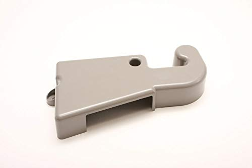 5304504483 Refrigerator Door Hinge Cover, Right (Gray) Genuine Original Equipment Manufacturer (OEM) Part Gray