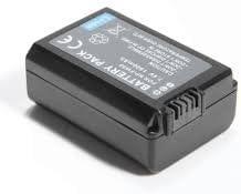CARGADOR PARA SONY ALPHA 5000 1050mah batería np-fw50 ILCE 5000y//ILCE - 5000l
