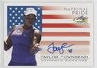 Taylor Townsend (Trading Card) 2017 Leaf Signature Series - National Pride -