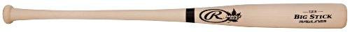 Big Rawlings Pro Wood Stick (Rawlings R243M Big Stick Natual Baseball Bat (32-Inch/32-Ounce))
